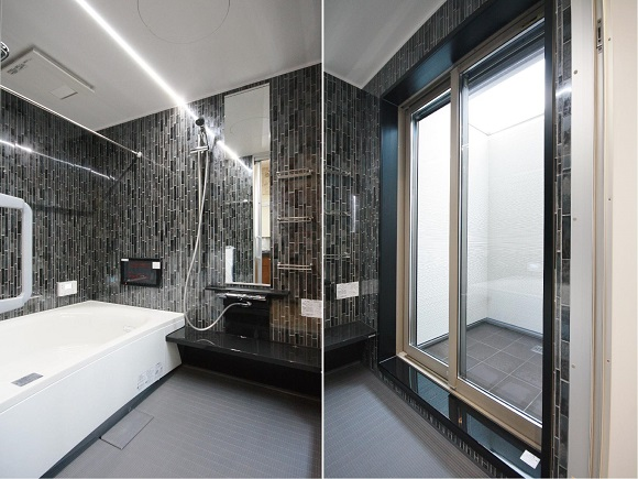 浴室の施工事例写真