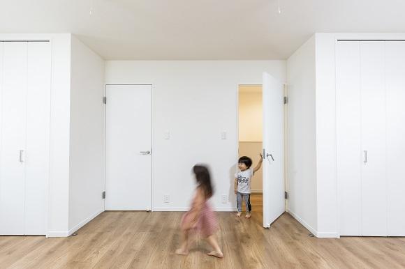 子供部屋の施工事例